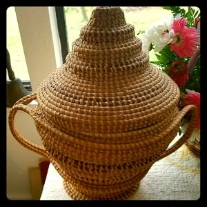 Low Country South Carolina Coil Basket